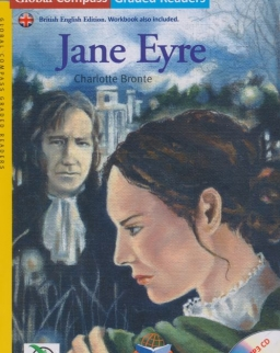 Jane Eyre with MP3 Audio CD- Global ELT Readers Level B2