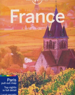 Lonely Planet - France Travel Guide (12th Edition)