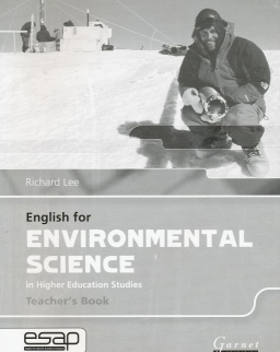 English for Environmental Science in Higher Education Studies Teacher's Book