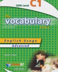The Vocabulary files C1 - IELTS Score 6.0-6.5-7.0