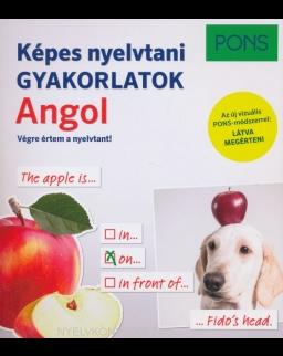 PONS Képes nyelvtani gyakorlatok Angol