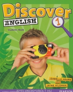 Discover English 1 Student's Book - Central Europe Edition