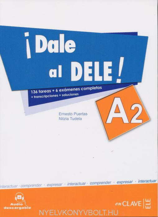 Dale al DELE! A2  + Audio descargable