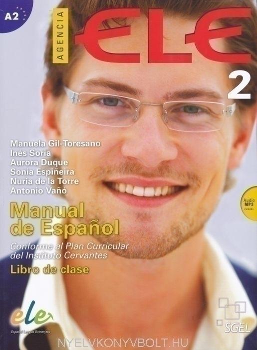 Agencia ELE 2 - Manual de Espanol Libro de clase con CD MP3