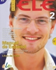 Agencia ELE 2 - Manual de Espanol Libro de clase con CD MP3
