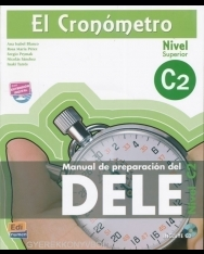 El Cronómetro nivel superior C2 Manual de preparacion del DELE incluye CD