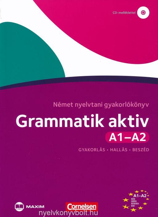 Grammatik aktiv A1-A2 - Német nyelvtani gyakorlókönyv - Gyakorlás - Halás - Beszéd