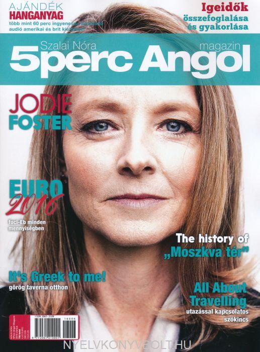 5 Perc Angol Magazin 2016 Június