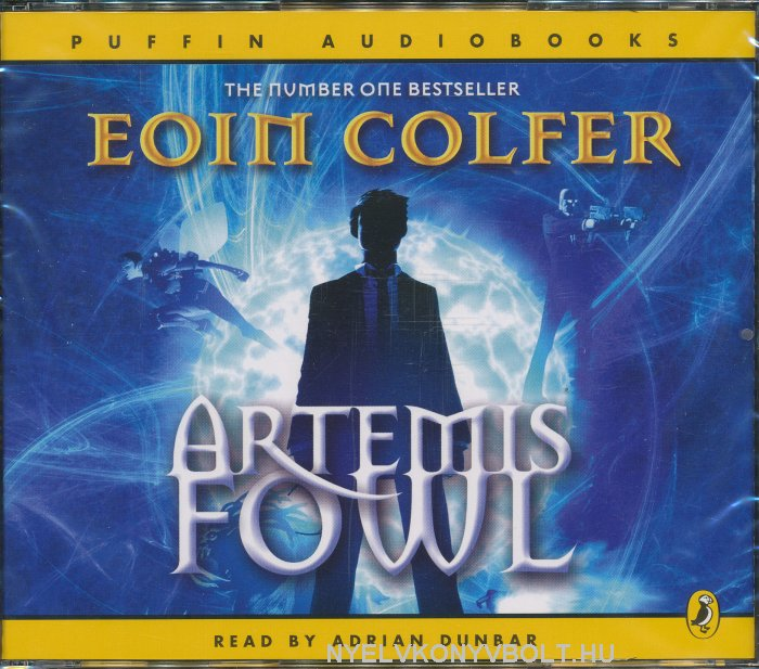 Eoin Colfer: Artemis Fowl - Abridged Audio Book (3 CDs)