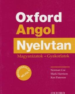 Oxford angol nyelvtan - megoldókulcs nélkül