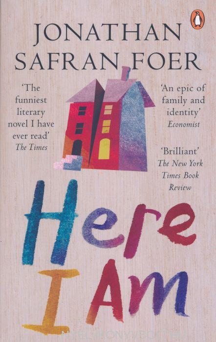 Jonathan Safran Foer: Here I Am