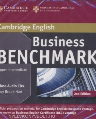 Business Benchmark Upper Intermediate 2nd Edition - BEC Vantage Edition Class Audio CDs (2)