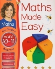 Carol Vorderman's Maths Made Easy Ages 10-11 Key Stage 2 Beginner