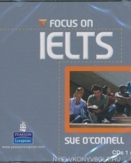 Focus on IELTS New Edition Audio CDs (2)