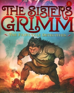 Michael Buckley: The Sisters Grimm - The Fairy-Tale Detectives (Book 1)