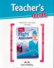Career Paths - Flight Attendant Teacher's Guide
