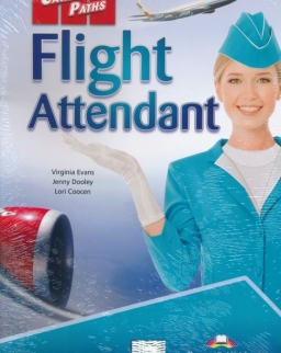 Career Paths - Flight Attendant Student's Book with Digibooks App