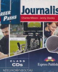Career Paths - Journalism Audio CD