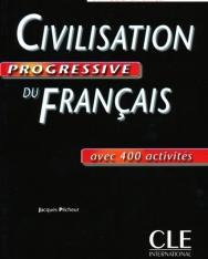 Civilisation progressive du français Niveau avancé avec 400 activités Livre