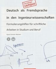 Deutsch als Fremdsprache in den Ingenieurwissenschaften mit CD-ROM
