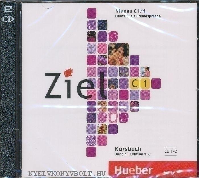 Ziel C1 Kursbuch Band 1 Lektion 1-6 CD