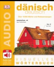 Visuelles Wörterbuch Dänisch - Deutsch - Mit Audio-App - jedes Wort gesprochen