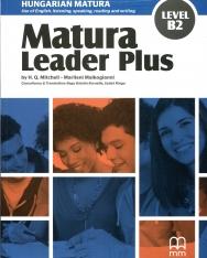Matura Leader Plus Level B2 Student's Book with Audio CD