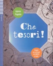 Che tesori! Viaggio nei siti UNESCO in Italia + downloadable audio - Letture Graduate Giovani Livello A2 Pre-Intermedio