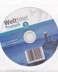 Welttour Deutsch 3 Cd