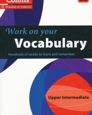 Work on your Vocabulary - Upper Intermediate (B2)