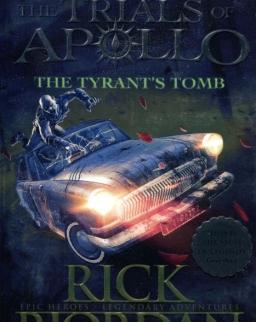 Rick Riordan: The Tyrant's Tomb