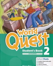 World Quest Level 2 Student's Book with MultiROM