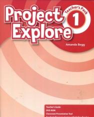 Project Explore 1 Teacher's Pack