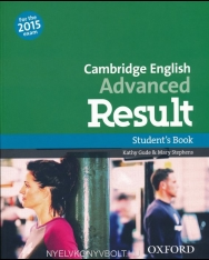 Cambridge English Advanced Result Students Book