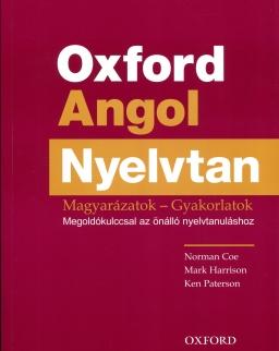 Oxford angol nyelvtan - megoldókulccsal
