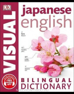 DK Japanese English Visual Bilingual Dictionary + audio app