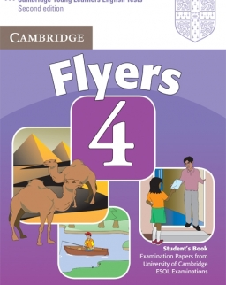 Cambridge Young Learners English Tests Flyers 4 Student's Book