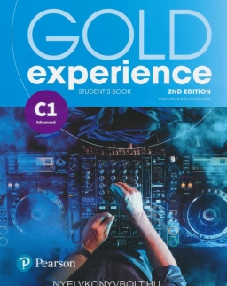 Gold Experience 2nd Edition Level C1 Student's Book