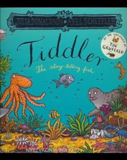 Julia Donaldson: Tiddler The Story-telling Fish