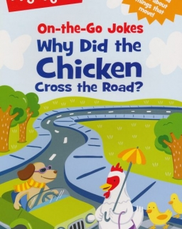 On-the-Go Jokes - Why Did the Chicken Cross the Road?