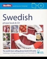 Berlitz Swedish Phrase Book & Audio CD
