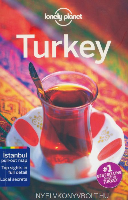 Lonely Planet - Turkey Travel Guide (15th Edition)