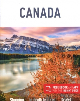 Insight Guides Canada (Travel Guide with Free eBook)
