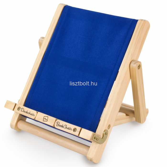 Bookchair Deluxe - Medium Blue