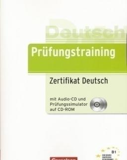Prüfungstraining mit Audio CD und Prüfungssimulator auf CD-ROM B1
