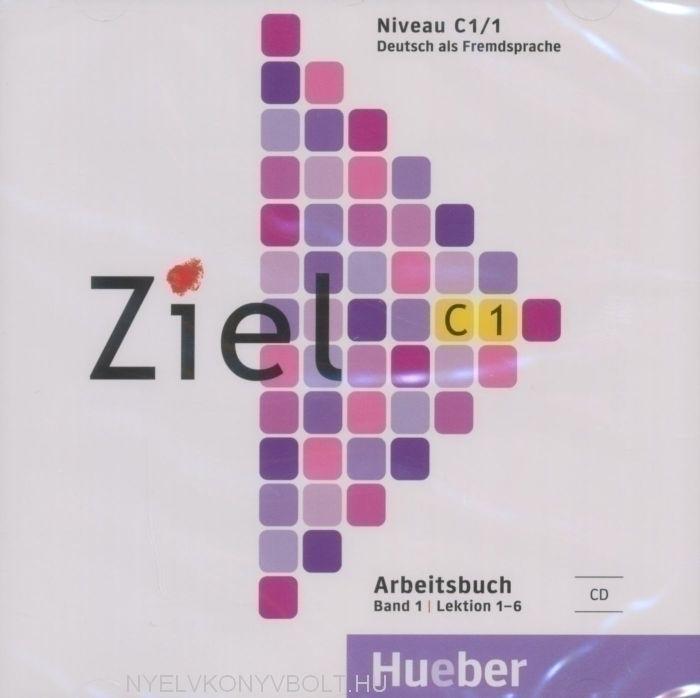 Ziel C1 Arbeitsbuch CD Band 1 Lektion 1-6