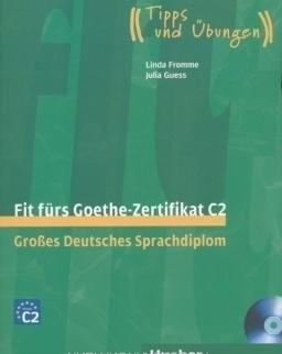 Fit fürs Goethe-Zertifikat C2 mit CD