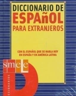 Diccionario Espanol para extranjeros - con el espanol que se habla hoy en Espana y en América Latina