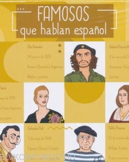 ELI Language Games: Famosos que hablan espanol - Jugamos en espanol