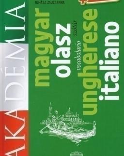 Akadémiai magyar-olasz szótár (Vocabolario ungherese-italiano)+ szotar.net internetes hozzáférés